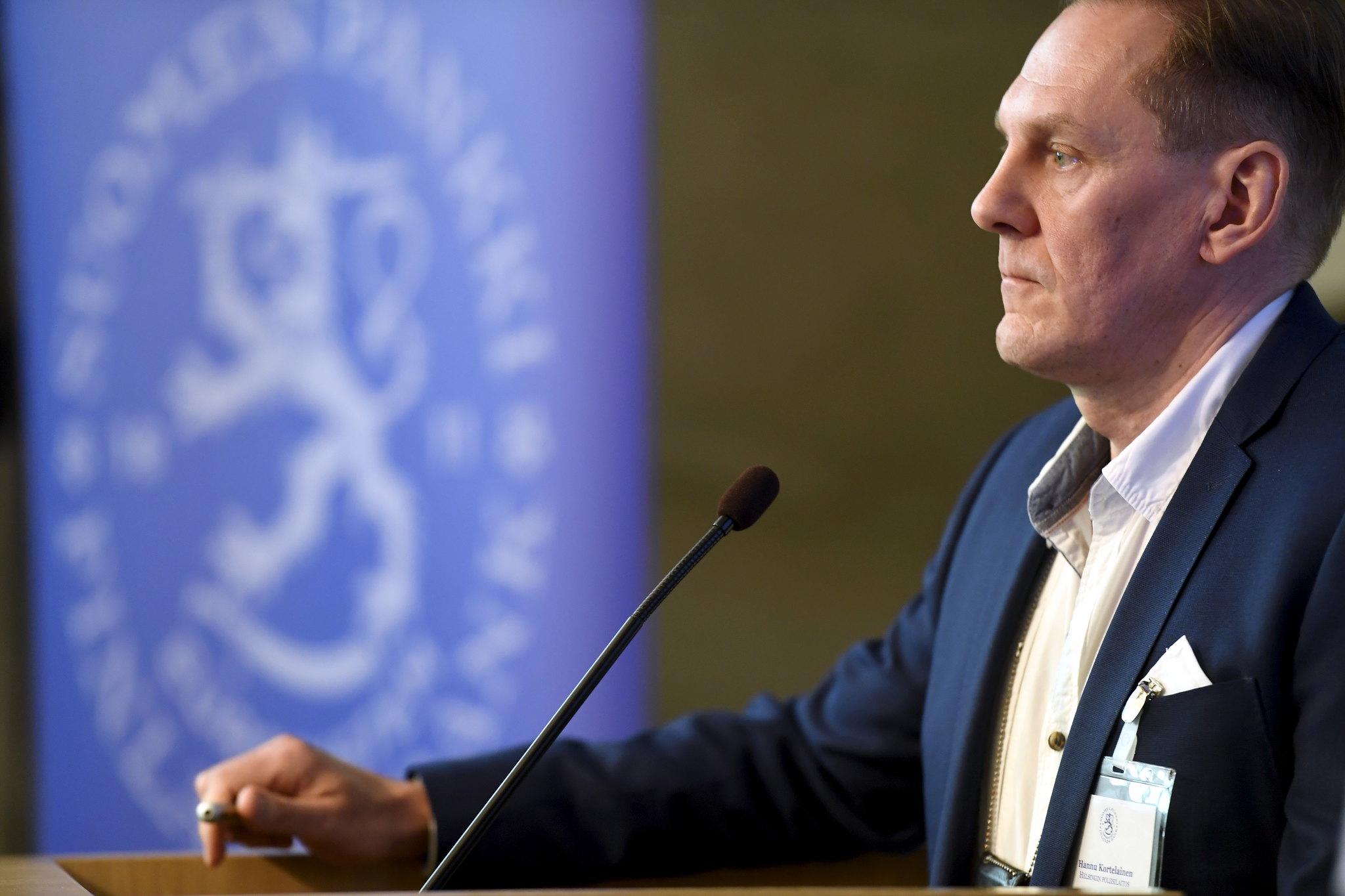 Hannu Kortelainen vaatii pankeille tietojenvaihto-oikeuksia. Kuva: Heikki Saukkomaa, STT-Lehtikuva