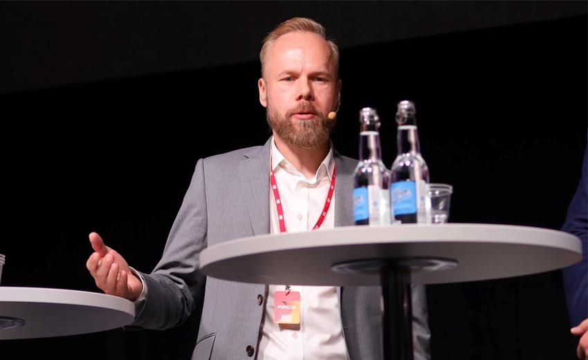 Suomen Pankin digitalisaation neuvonantaja Aleksi Grym pitää kysymystä keskuspankin digirahastarelevanttina, mutta vasta pitkällä aikavälillä.