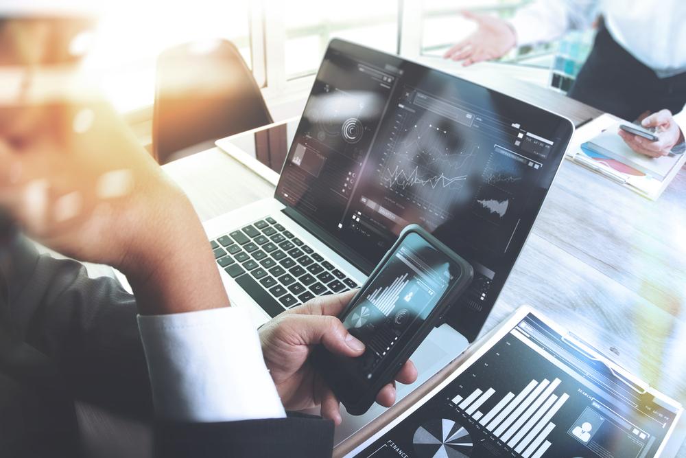 Rahastopääoma kasvoi myös suotuisan markkinakehityksen ansiosta. Kuva: Shutterstock