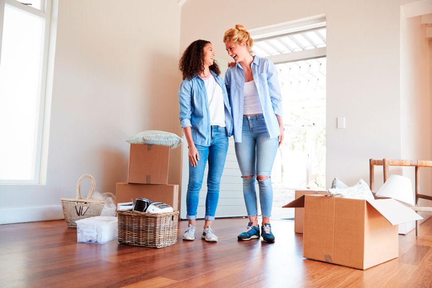 Alkuvuodesta lainoitusta haetaansekä oman asunnon ostoon tai remontointiin että kulutustavaroiden hankintaan. Kuva: Shutterstock.com